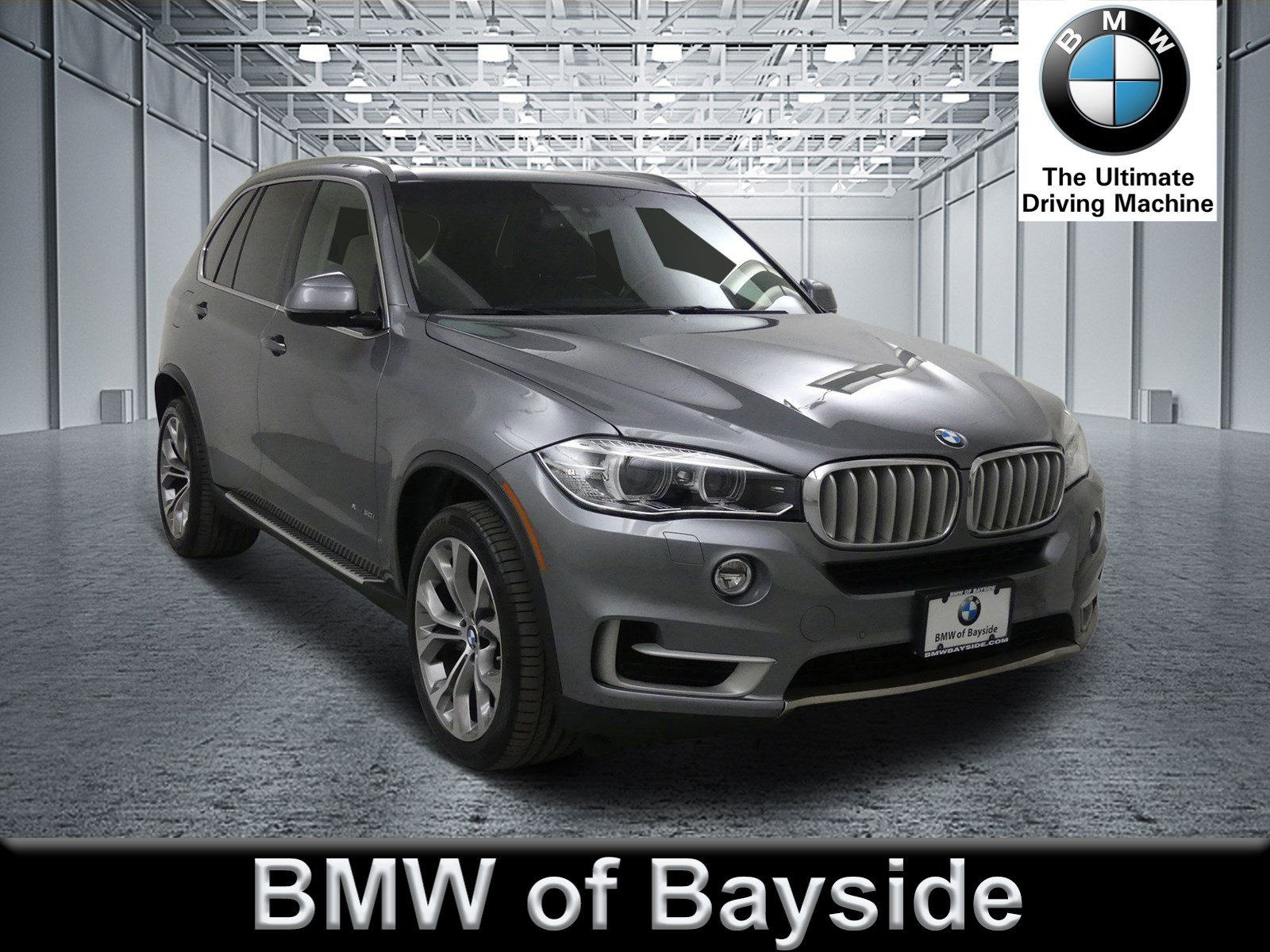 Certified Pre Owned 2015 BMW X5 XDrive50i