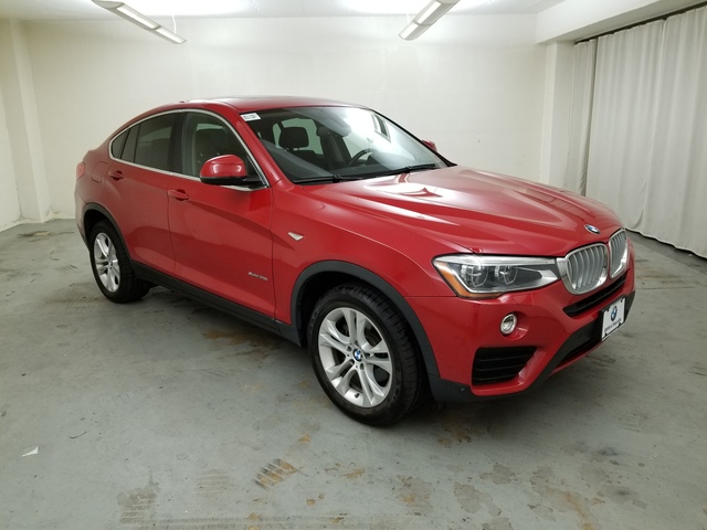 Certified Pre-Owned 2015 BMW X4 AWD 4dr xDrive28i