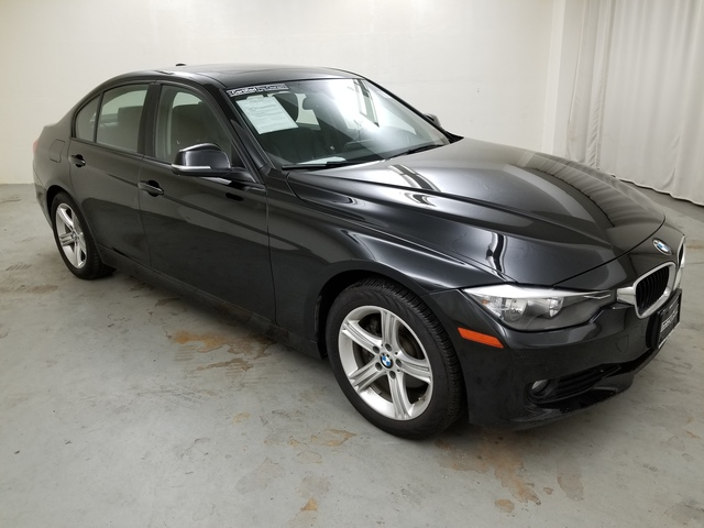 Certified Pre-Owned 2014 BMW 3 Series 4dr Sdn 328d xDrive AWD