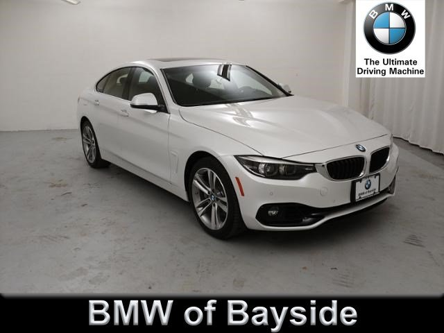 2018 BMW 4 Series 440i xDrive AWD UB08573L