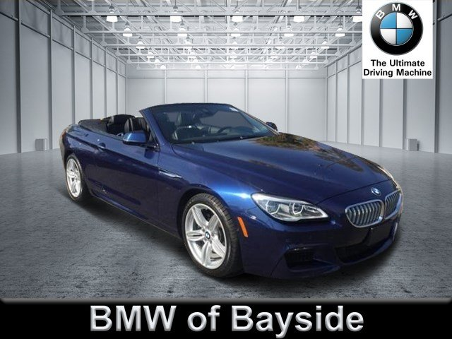 Certified PreOwned BMW Series I XDrive Convertible In - 650i bmw