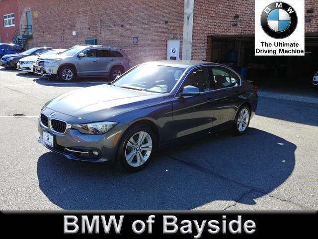 2017 BMW 3 Series 330i xDrive AWD UB08285L
