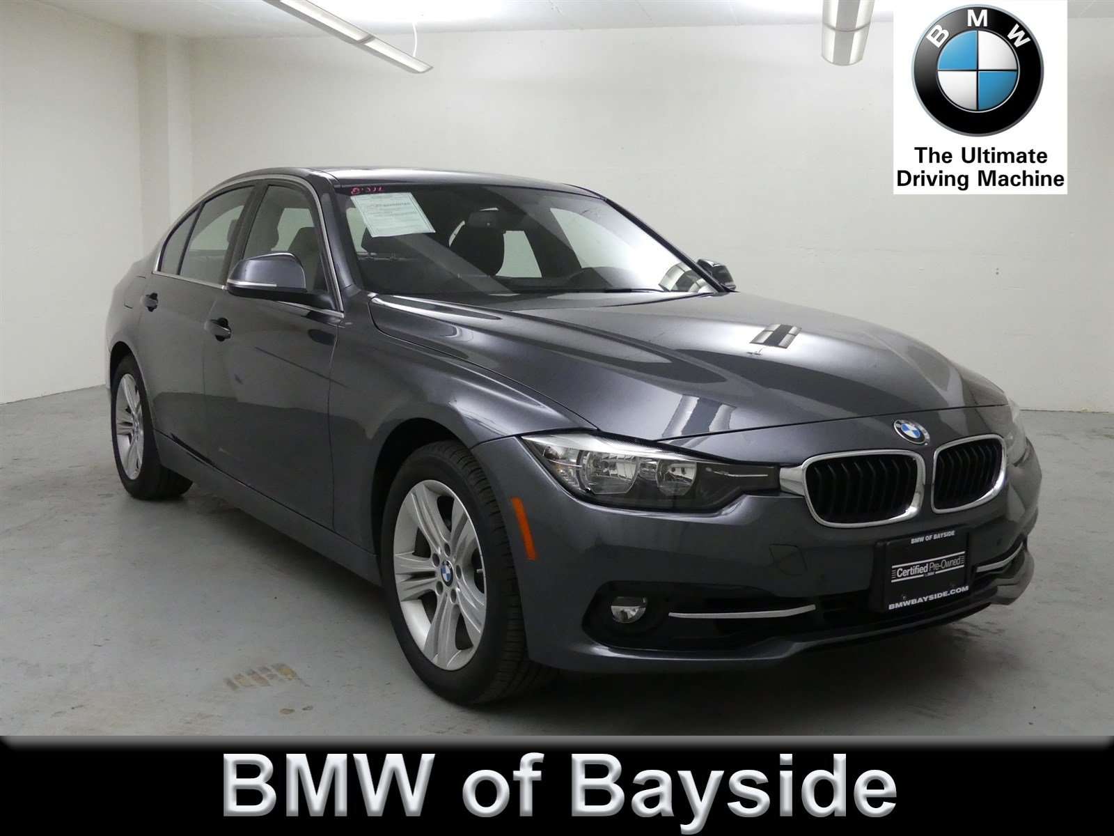 2017 BMW 3 Series 330i xDrive AWD UB08121L