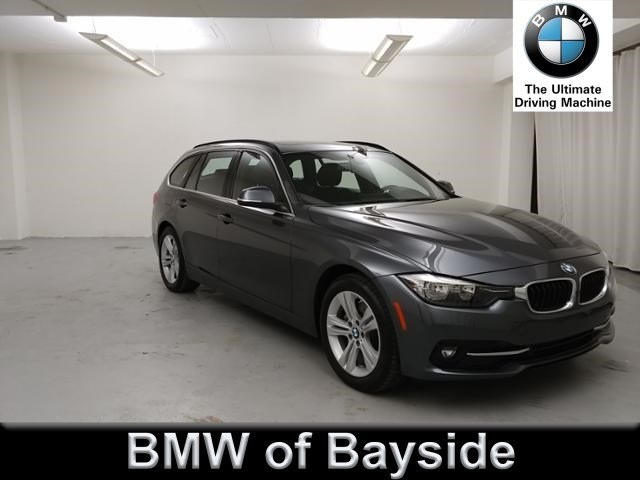 2017 BMW 3 Series 328d xDrive AWD Sport Wagon UB08470L