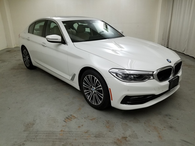 BMW Pre Owned >> Certified Pre Owned 2017 Bmw 5 Series 540i Xdrive Sedan Awd