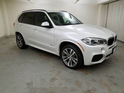Certified Pre-Owned 2017 BMW X5 xDrive35i Sports Activity Vehicle AWD