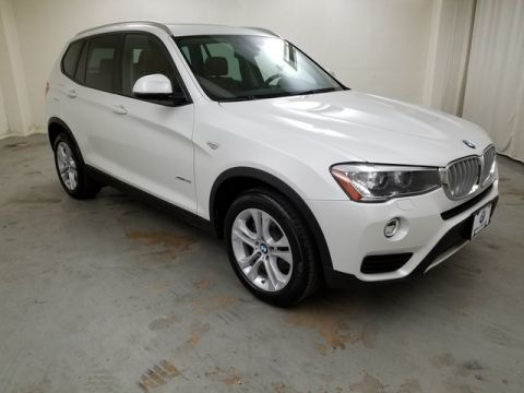 Certified Pre-Owned 2017 BMW X3 xDrive35i Sports Activity Vehicle With Navigation & AWD