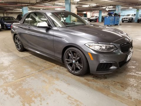 2017 BMW 2 Series M240i xDrive Convertible