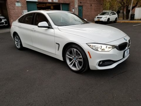 Certified Pre-Owned 2016 BMW 4 Series 4dr Sdn 428i xDrive AWD Gran Coupe With Navigation & AWD