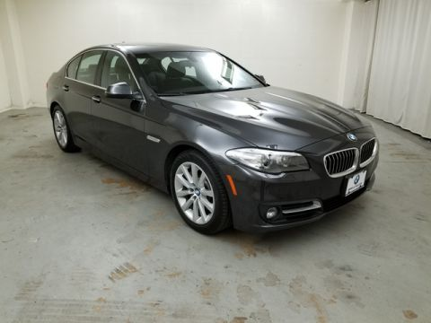 Certified Pre-Owned 2016 BMW 5 Series 4dr Sdn 535i xDrive AWD AWD