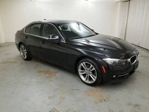 Certified Pre-Owned 2017 BMW 3 Series 330i xDrive Sedan AWD