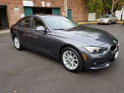 Certified Pre-Owned 2016 BMW 3 Series 4dr Sdn 320i xDrive AWD AWD