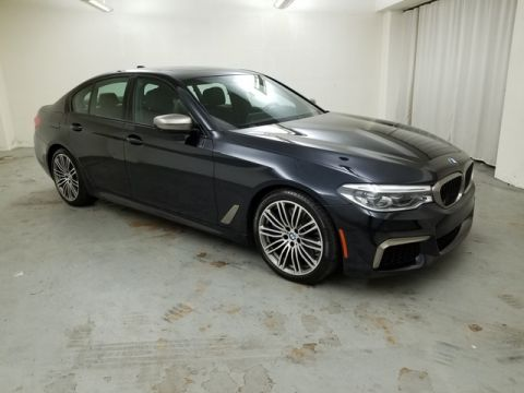 Pre-Owned 2019 BMW 5 Series M550i xDrive Sedan